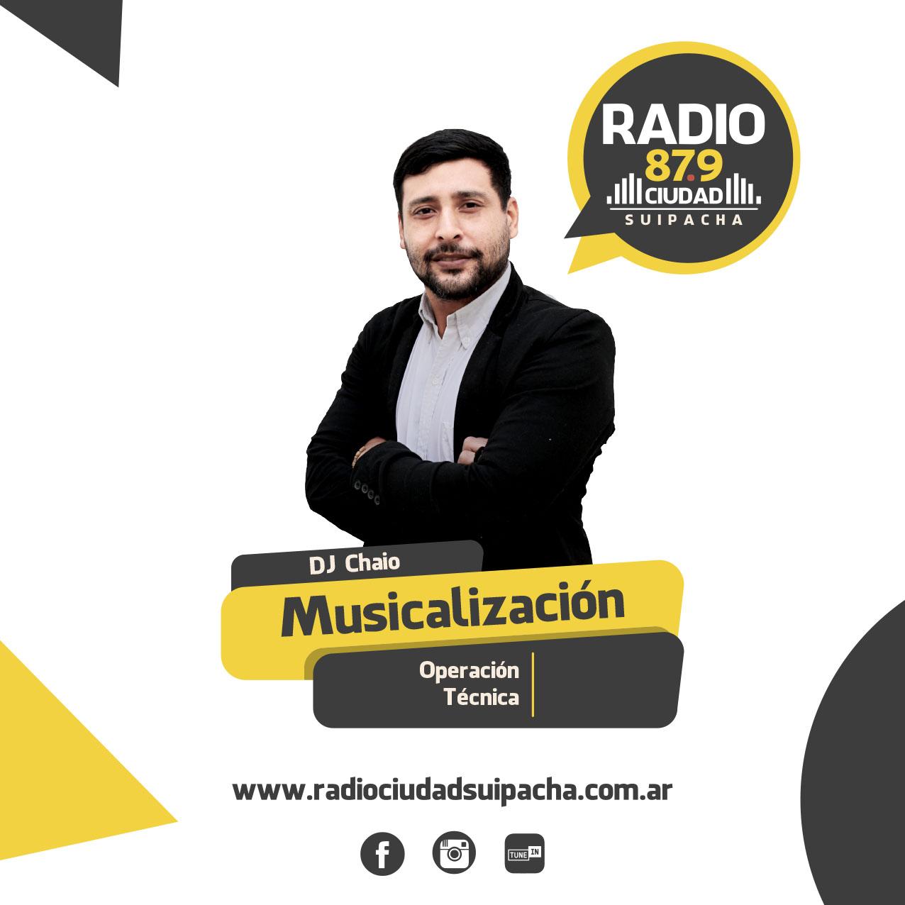 CHAIO FEED 2021 RADIO CIUDAD SUIPACHA