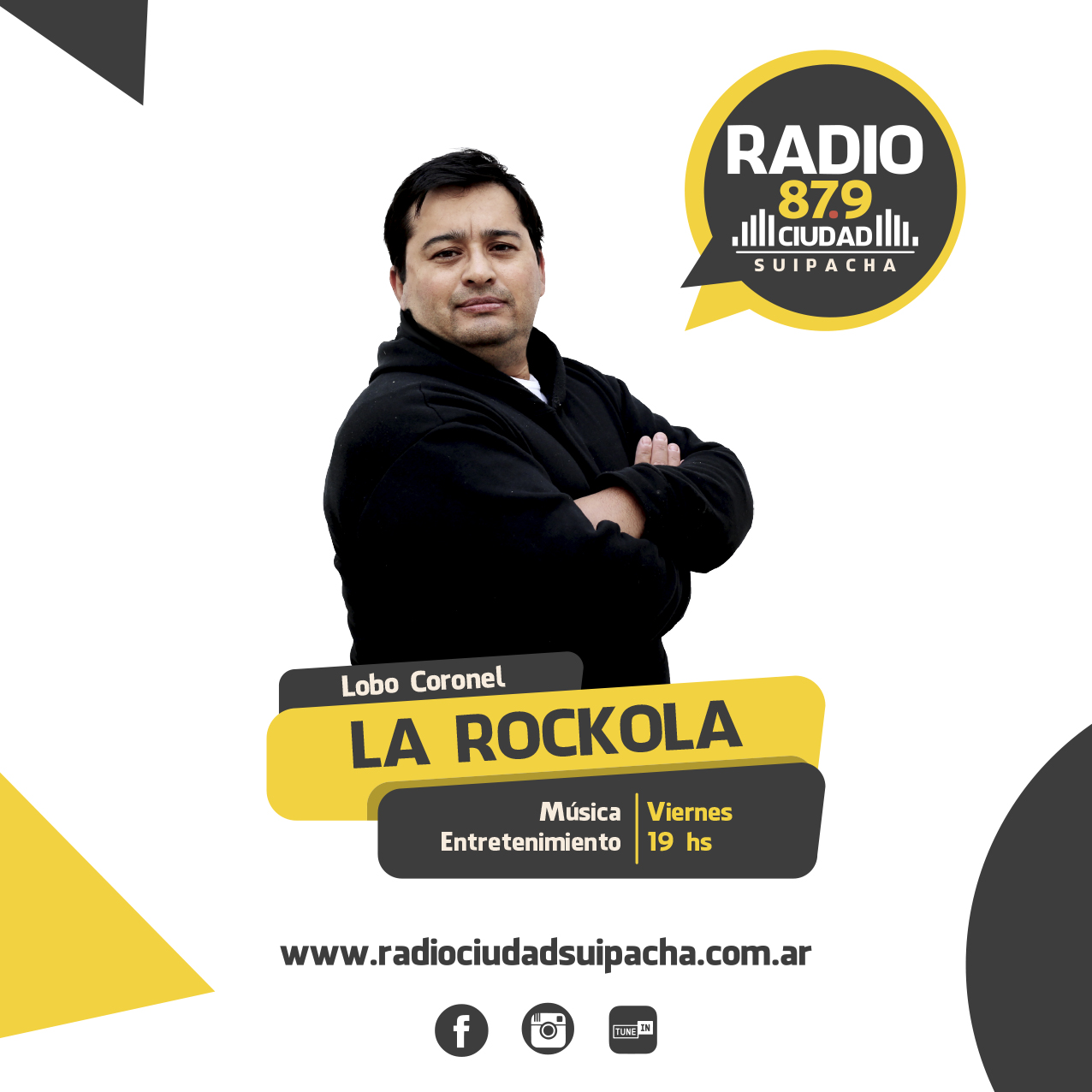 LOBO FEED 2021 RADIO CIUDAD SUIPACHA