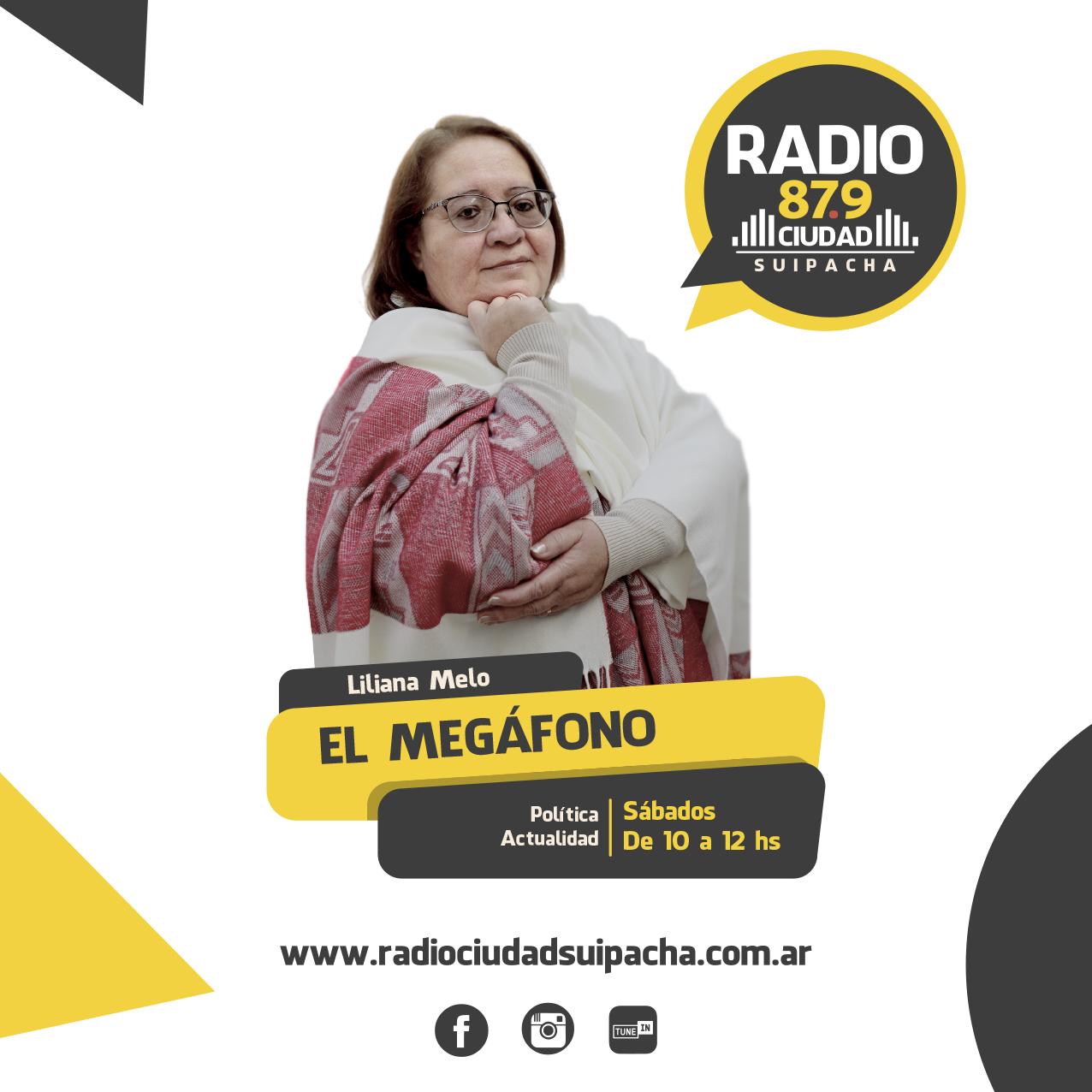 MEGAFONO 2 FEED 2021 RADIO CIUDAD SUIPACHA